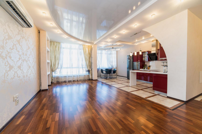 Дизайн квартиры в стиле лофт, Одесса Приморский район